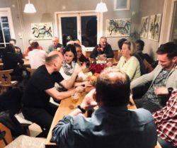 Die Gemeinde kommt zum #BÜRGER