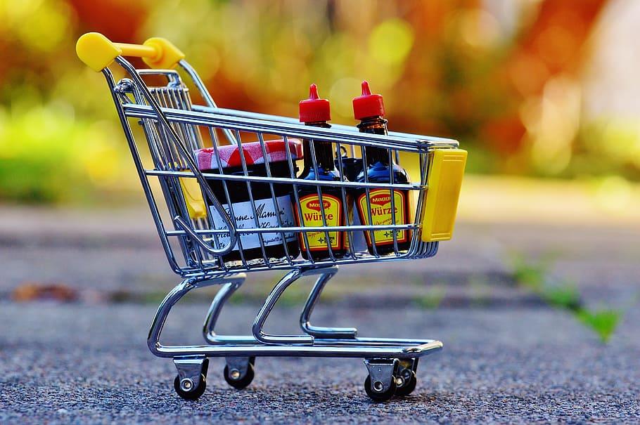 Corona Einkaufsdienst