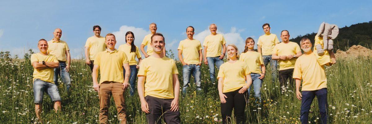 Bürgerliste Team gelb Header